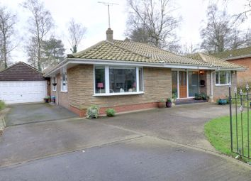 Thumbnail 3 bed bungalow for sale in Betula Way, Scunthorpe