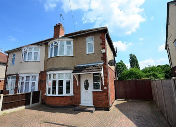 Thumbnail 3 bed semi-detached house for sale in Petersham Drive, Alvaston, Derby