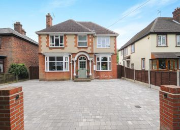 Thumbnail 4 bed property for sale in The Avenue, Witham