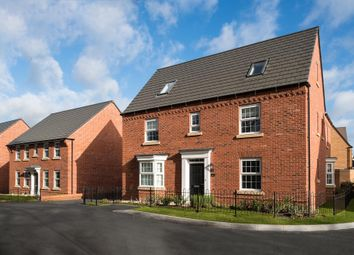 "Thumbnail 5 bedroom detached house for sale in ""Moorecroft"" at Station Road, Langford, Biggleswade"