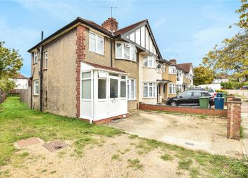 Thumbnail 3 bed end terrace house for sale in Abercorn Crescent, Harrow, Middlesex