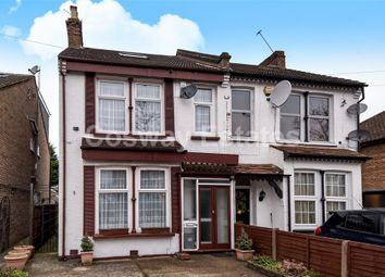 Thumbnail 3 bed semi-detached house for sale in Byron Road, London