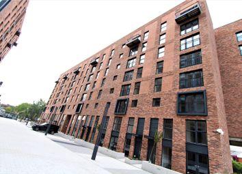 1 bed flat for sale in Block C Wilburn Basin, Ordsall Lane, Salford M5