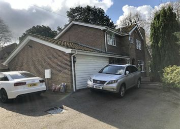 Thumbnail 3 bed detached house for sale in Newton Road, Burton-On-Trent, Staffordshire
