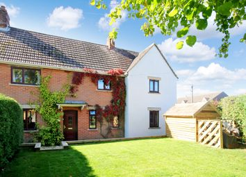 Thumbnail 5 bed semi-detached house for sale in Aldbourne Road, Baydon, Marlborough