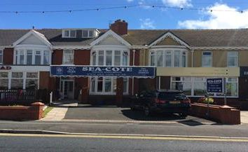 Thumbnail Commercial property for sale in Sea-Cote Holiday Flats, 172 Queens Promenade, Blackpool, Lancashire