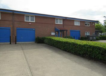 Thumbnail Warehouse to let in Drakes Mews, Crownhill, Milton Keynes