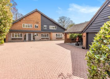 Thumbnail 5 bed detached house for sale in St. Georges Road West, Bickley, Kent
