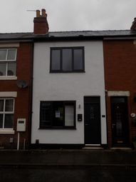 Thumbnail 3 bed terraced house to rent in Meadow Street, Tamworth