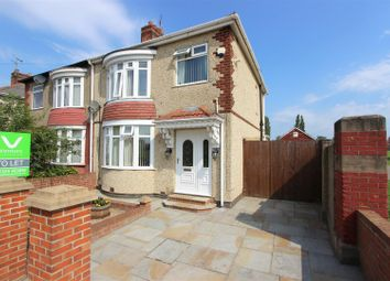 Thumbnail 3 bed semi-detached house to rent in Harris Street, Darlington