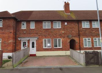 Thumbnail 3 bedroom terraced house for sale in Salterns Avenue, Southsea