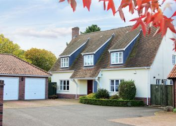 Thumbnail 4 bed detached house for sale in The Green, Beyton, Bury St. Edmunds