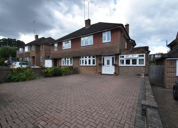 Thumbnail 4 bed semi-detached house to rent in Raisins Hill, Pinner