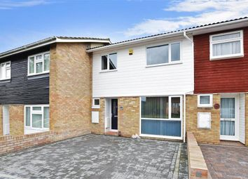 Thumbnail 3 bedroom terraced house for sale in Cervia Way, Gravesend, Kent