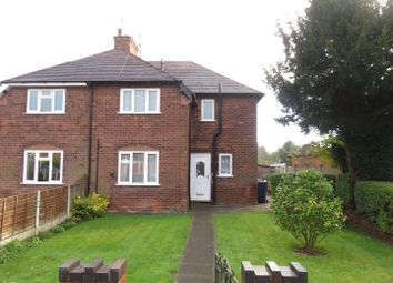 Thumbnail 3 bed terraced house for sale in North Avenue, Stafford