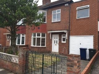 Thumbnail 5 bedroom semi-detached house to rent in Wingrove Road North, Fenham, Newcastle Upon Tyne