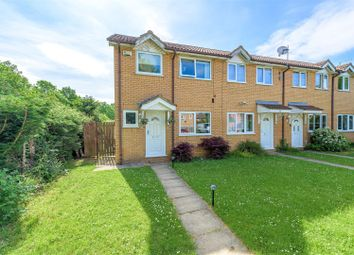 Thumbnail 3 bed terraced house for sale in Bowness Way, Gunthorpe, Peterborough