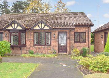 Thumbnail 2 bed bungalow for sale in Heathcote Gardens, Bebington
