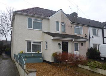 Thumbnail 3 bed semi-detached house to rent in Haig Road, Aldershot
