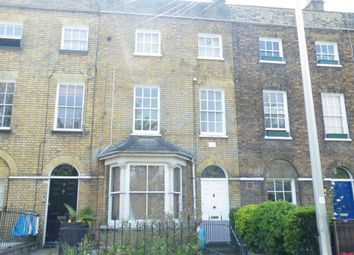 Thumbnail 1 bed flat to rent in Ordnance Terrace, Chatham