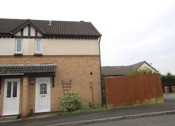 Thumbnail 2 bed end terrace house to rent in Orchard Close, Plymouth