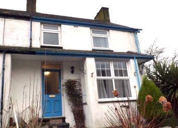 Thumbnail 2 bed end terrace house to rent in Bryn Ffynnon Terrace, Llanaelhaearn, Pwllheli, Gwynedd