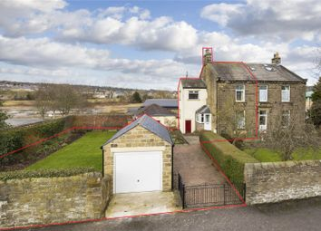 Thumbnail 3 bedroom semi-detached house for sale in Becks House, Keighley Road, Silsden, Keighley