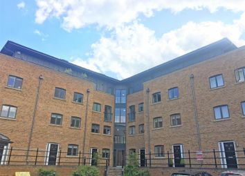 Thumbnail 3 bedroom flat to rent in Abbey Wharf, Abbey Foregate, Shrewsbury