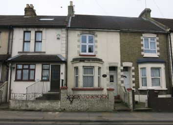 Thumbnail 3 bedroom terraced house for sale in Canterbury Street, Gillingham