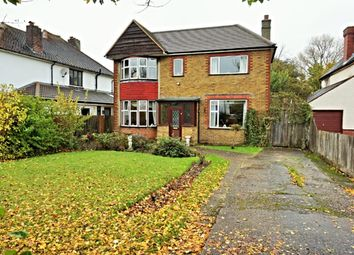 Thumbnail 3 bed detached house for sale in Crofton Road, Orpington