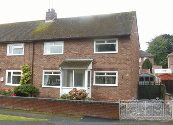 Thumbnail 2 bed semi-detached house for sale in Crossfields, Hereford
