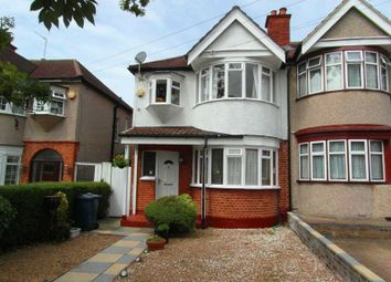 Thumbnail 3 bed semi-detached house for sale in Exeter Road, Harrow