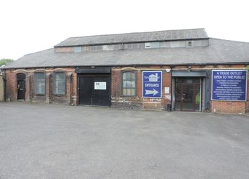 Thumbnail Warehouse for sale in Talbot Street, Burnley