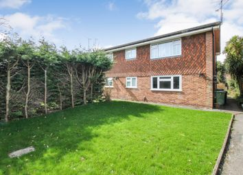 Thumbnail 2 bed maisonette for sale in Fernhill Road, Farnborough, Hampshire
