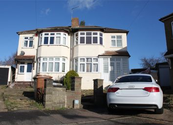 Thumbnail 3 bed semi-detached house to rent in St. Austell Close, Edgware