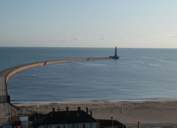 Thumbnail 1 bedroom flat to rent in South Lodge, Roker Seafront, Sunderland, Tyne & Wear