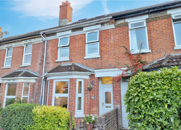 Thumbnail 4 bed terraced house for sale in Hamilton Road, Bishopstoke, Eastleigh