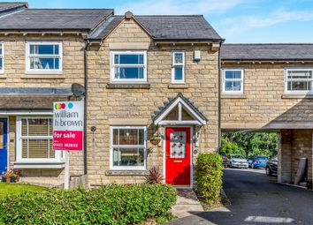Thumbnail 3 bed town house for sale in Hastings Way, Savile Park, Halifax