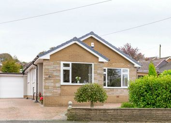 Thumbnail 3 bed detached bungalow for sale in Stocks Park Drive, Horwich, Bolton