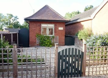 Thumbnail 1 bedroom detached bungalow for sale in Mill Street, Prees, Whitchurch