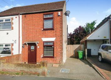 2 bed semi-detached house for sale in Green Lane, Bradwell, Great Yarmouth NR31