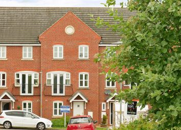 Thumbnail 4 bed town house for sale in The Saplings, Madeley, Telford