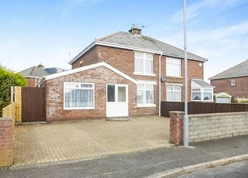 Thumbnail 3 bed semi-detached house for sale in Borough Avenue, Barry