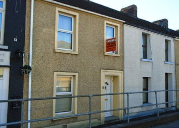 Thumbnail 3 bed terraced house for sale in Old Castle Road, Llanelli, Carmarthenshire West Wales