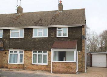 Holmoaks, Rainham, Kent ME8. 3 bed semi-detached house for sale
