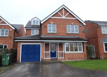 Thumbnail 5 bed detached house for sale in Bramham Park Court, Leeds