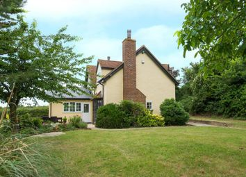Thumbnail 3 bed detached house for sale in Tylers Road, Roydon Hamlet, Harlow, Essex