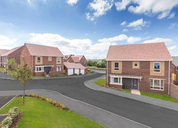 Thumbnail 3 bed terraced house for sale in Tithe Barn, Tithe Barn Link Road, Monkerton, Exeter