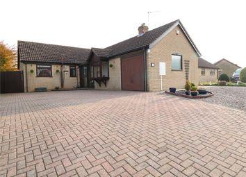 Thumbnail 3 bed detached bungalow for sale in Haconby Lane, Morton, Bourne, Lincolnshire