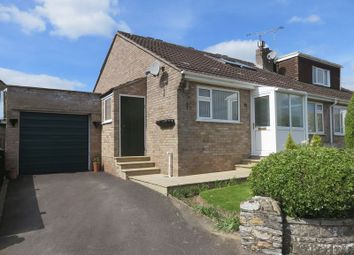 Thumbnail 3 bed semi-detached bungalow for sale in Linkhay Orchard, South Chard, Chard